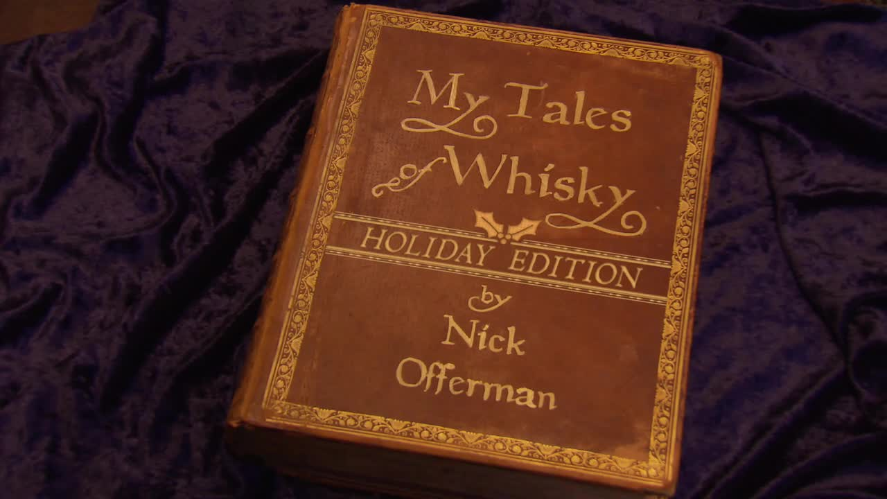 Nick Offerman's My Tales of Whisky: Yule Log