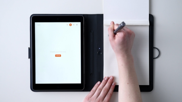 Bamboo Spark Moves Your Handwriting to Text