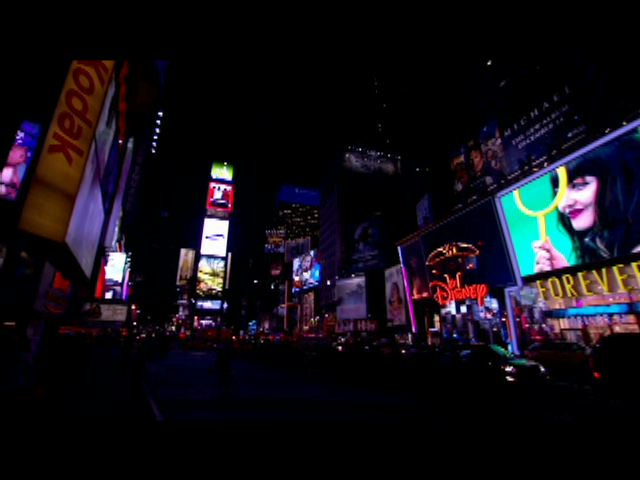 New State-of-the-Art LG Billboard in Times Square Designed to Collect and Distribute Only Good News