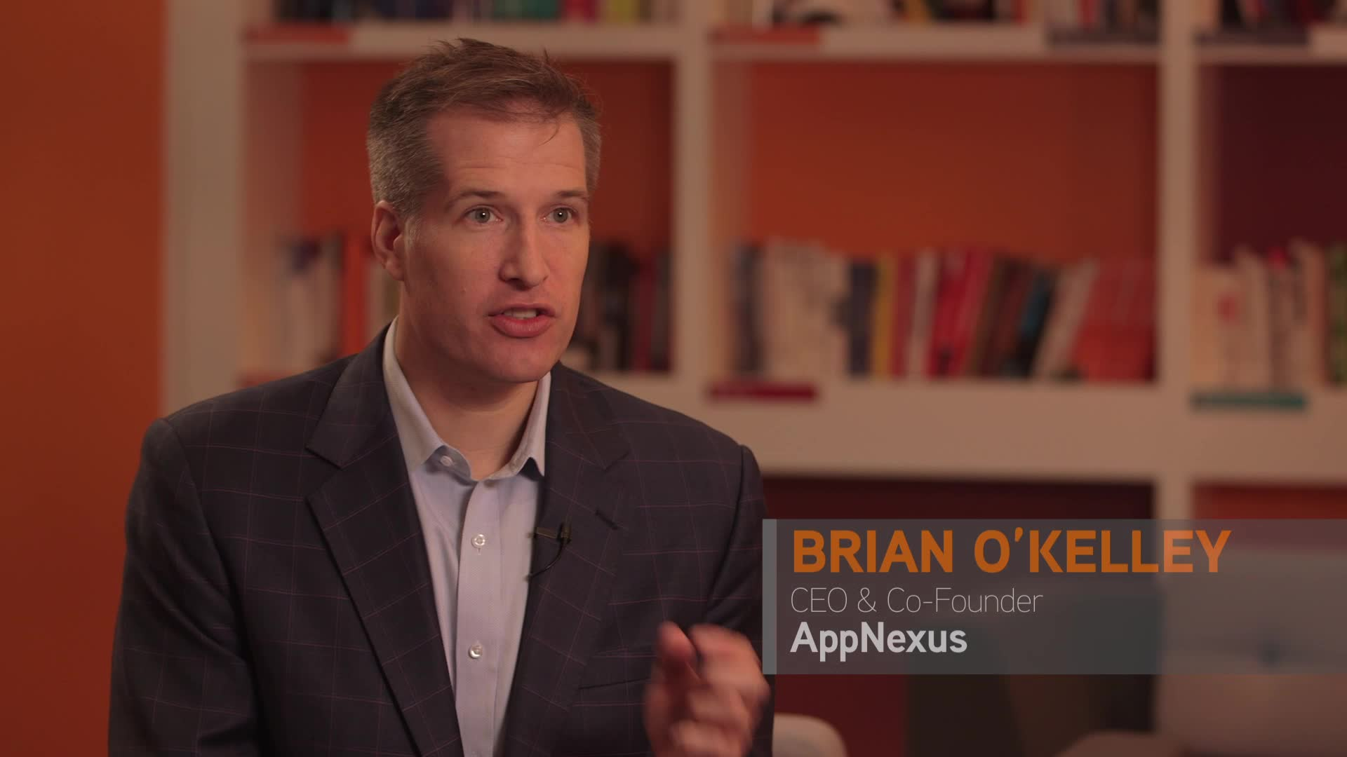 Brian O'Kelley and Catherine Williams Discuss AppNexus Programmable Bidder