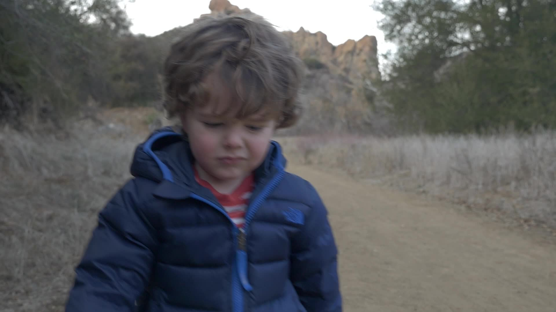 A unique, toddler's-eye-view, of two-year-old Sonny as he explores the varying landscapes of Southern California. We are all born curious. It fuels our innate desire to explore. And we at The North Face are driven to share this passion through The North Face Explore Fund. By giving grants to nonprofits that connect people to the outdoors, we seek to inspire and enable the next generation of explorers.