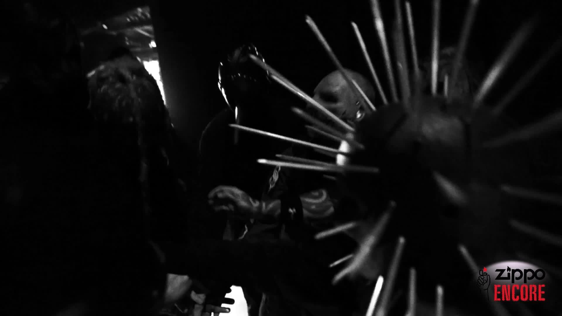 Zippo Encore Unmasks Partnership With Slipknot For 2015 Summer Tour Dates