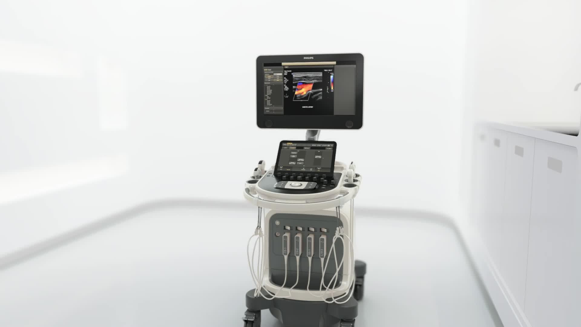 Designed with the everyday challenges of healthcare professionals in mind, Affiniti delivers advanced tools for the needs of a busy ultrasound practice.