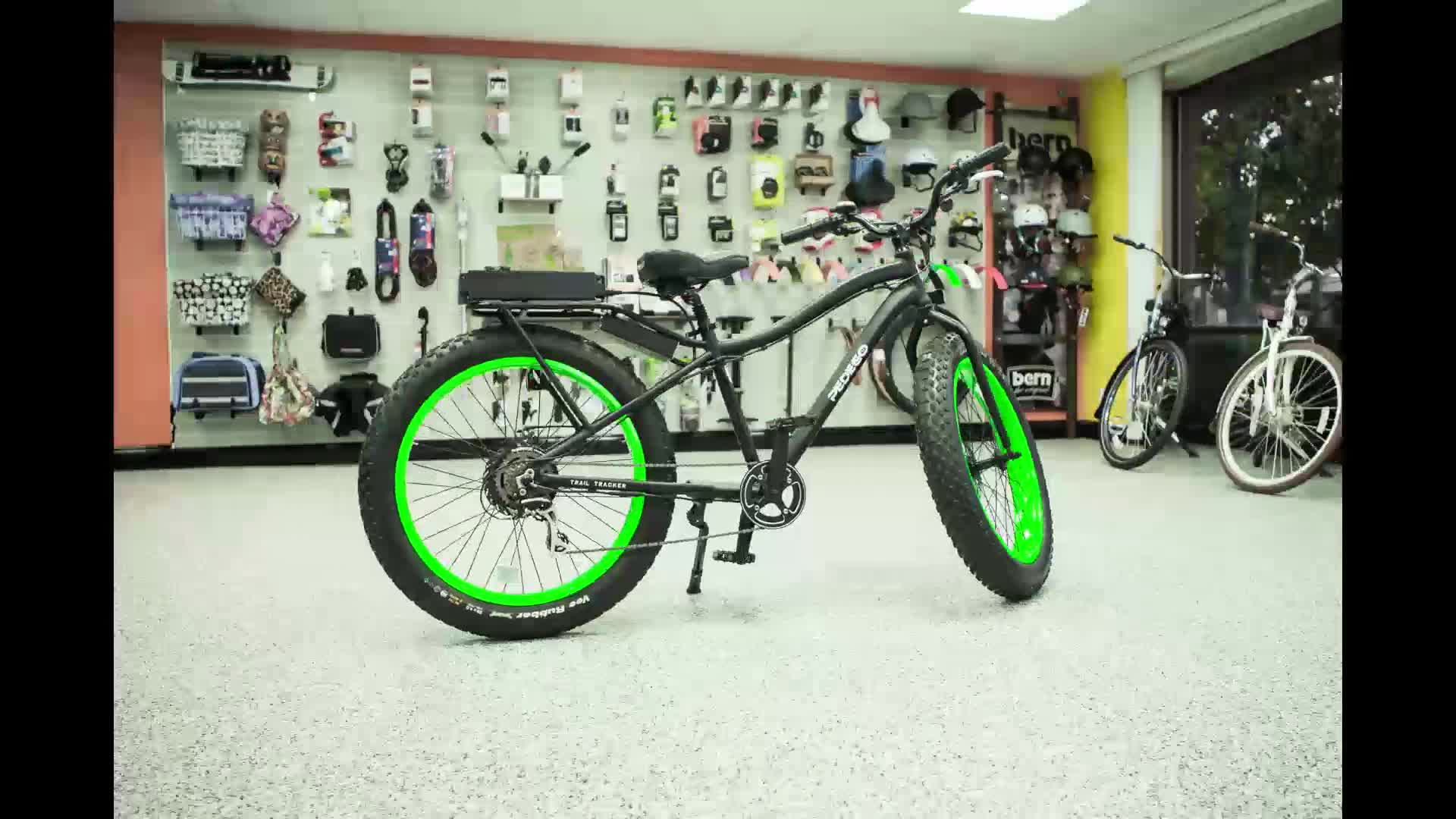 Pedego Electric Bikes: Hello, Fun!