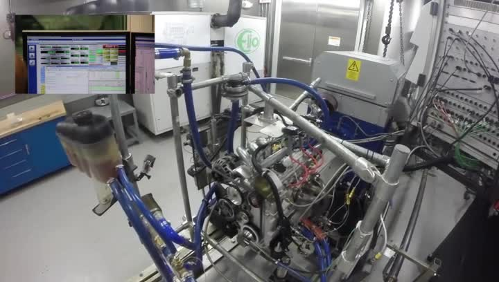 Elio Motors today unveiled its engine prototype. The 0.9 liter, 3-cylinder engine was developed by world-renowned engine developer IAV.