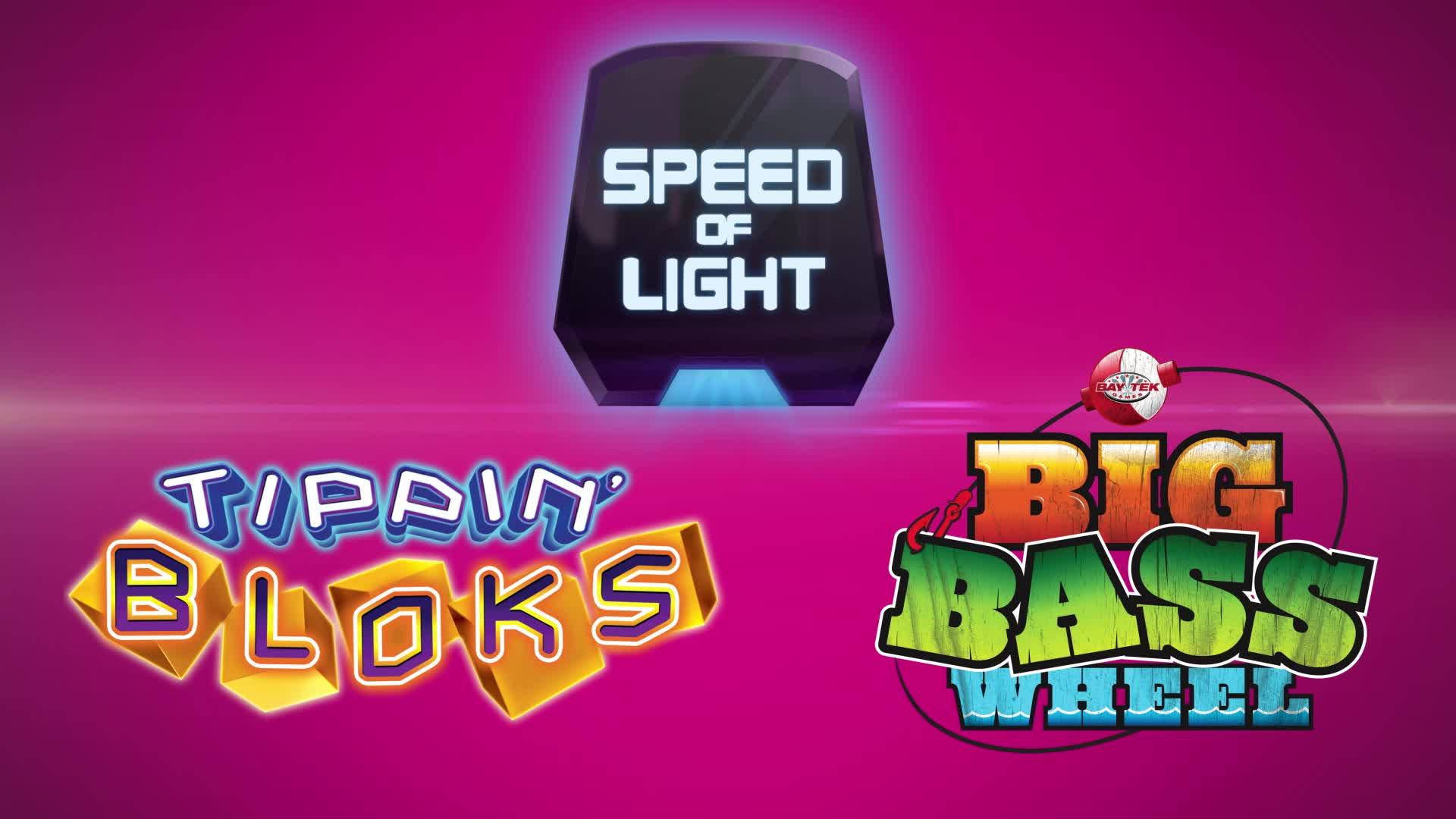 Dave & Buster's Mobile Games Preview