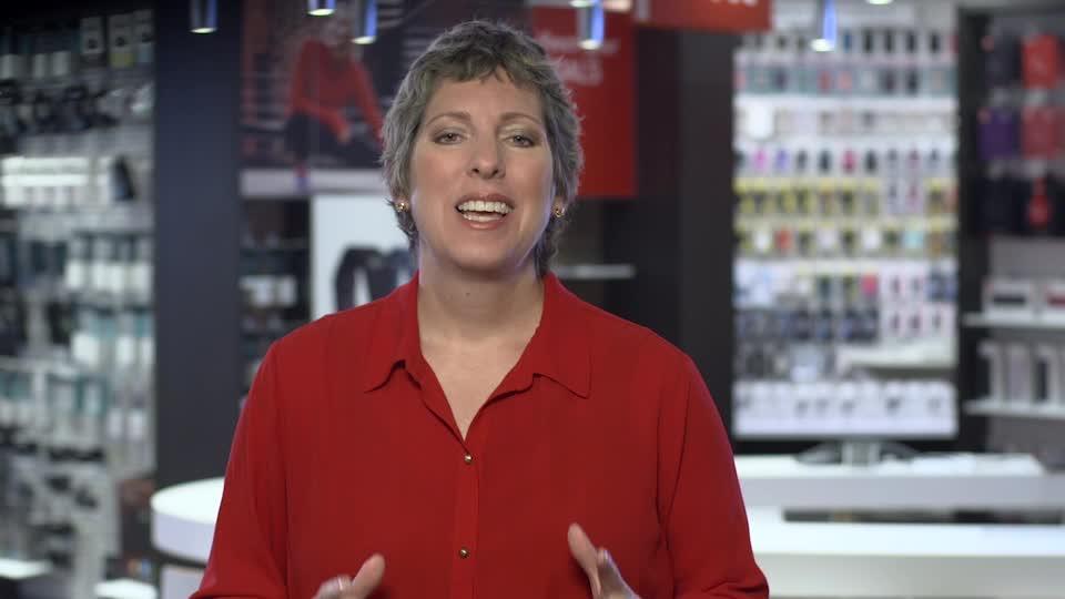 bRoll Nicki Palmer, senior vice president and chief network officer for Verizon Wireless.