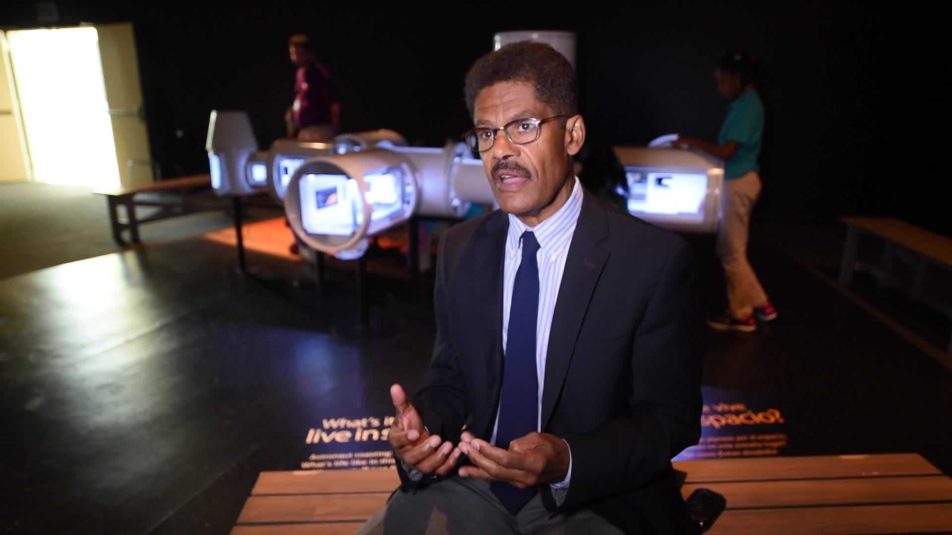 Kenneth Phillips, Ph.D., Curator, Aerospace Science: It was Ken who, in the early 1990's, knew that the shuttle program would someday end. At that time, the former California Museum of Science and Industry was developing a master plan to become the California Science Center, and  the air and space gallery blueprint included an outline for a space shuttle. Later on, it was Ken who wrote the proposal to NASA for the shuttle, and who also received the call from NASA Administrator Charles Bolden that the ...