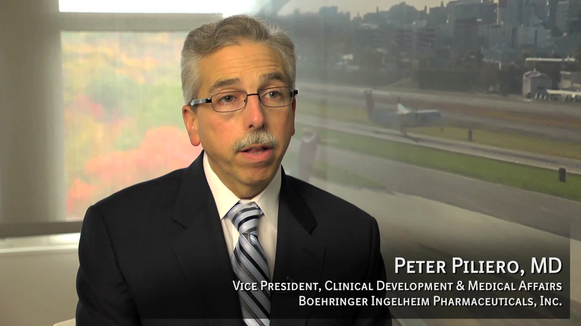 Dr. Pete Piliero, Boehringer Ingelheim, discusses Phase I trial results of BI695501, its biosimilar candidate to adalimumab.