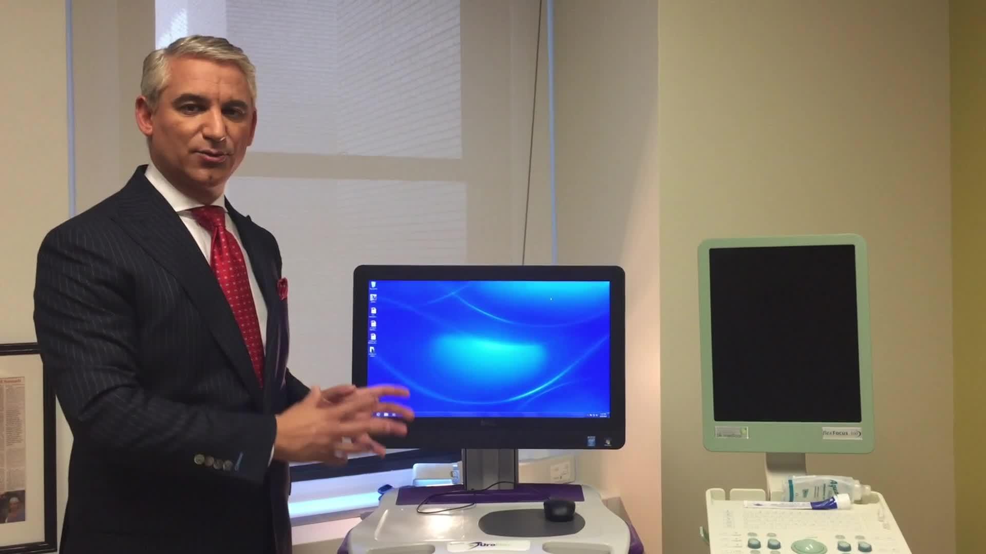 MRI Fusion Prostate Biopsy