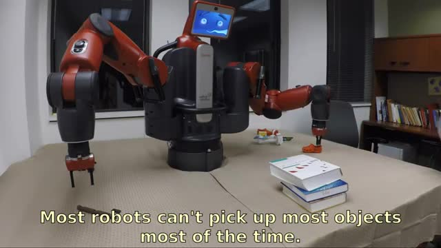 Brown University wins inaugural Rethink Robotics Video Challenge