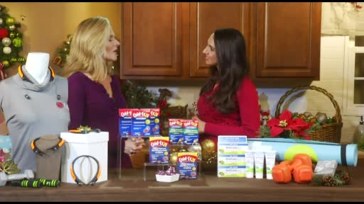 Fitness expert Laura DeAngelis shows us how to stay healthy during the often unhealthy holidays.