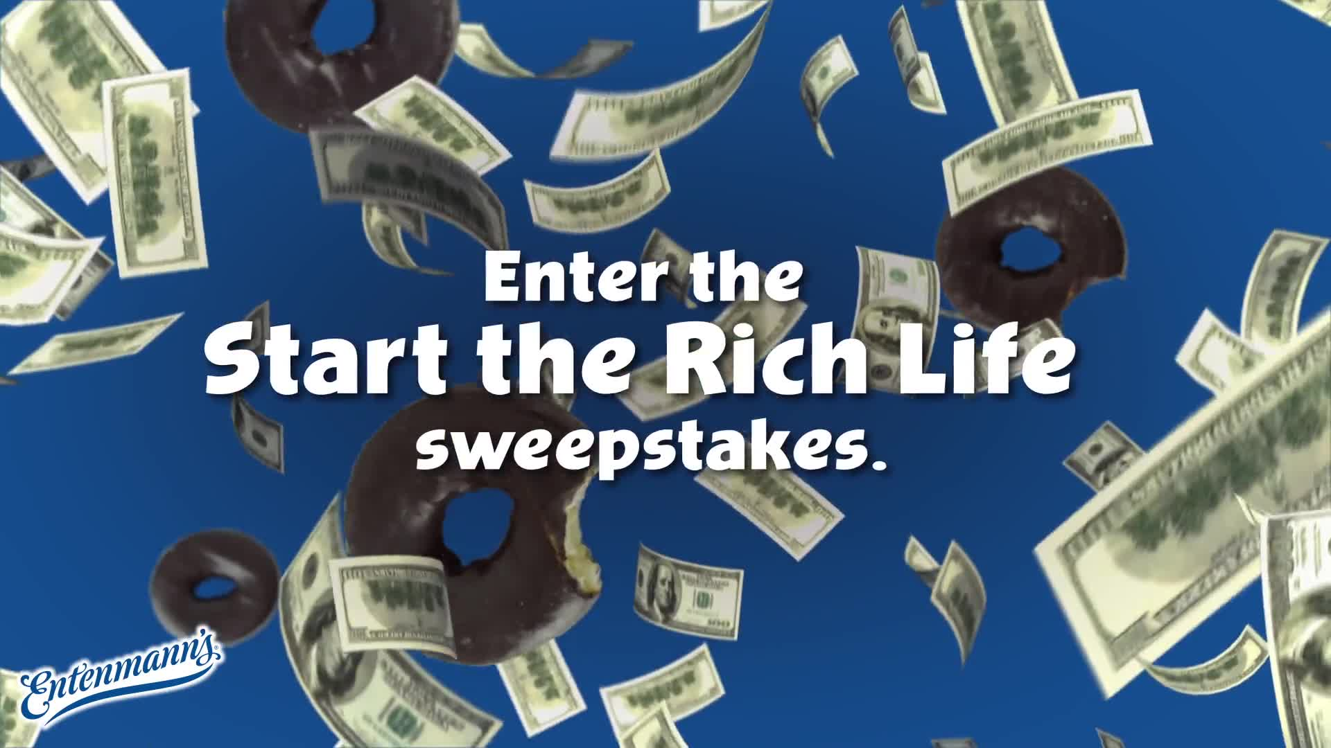 Consumers can start living the Rich Life in 2016 with Entenmann's(R) Rich Frosted Donuts. Entenmann's Start The Rich Life Sweepstakes' Kicks off January 11 with $15, 000 in 'dough' up for grabs.