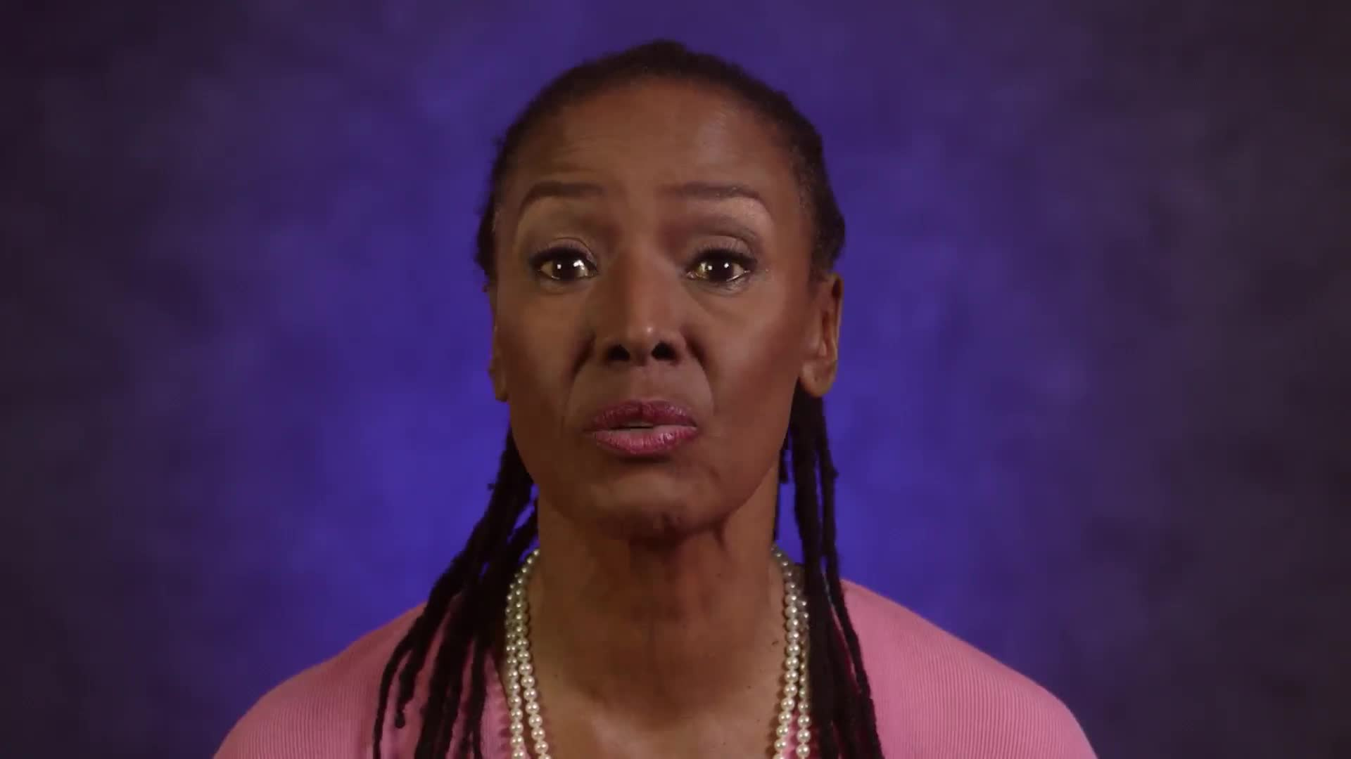 In a national PSA, B. Smith encourages people to register online to help find a treatment for Alzheimer's disease