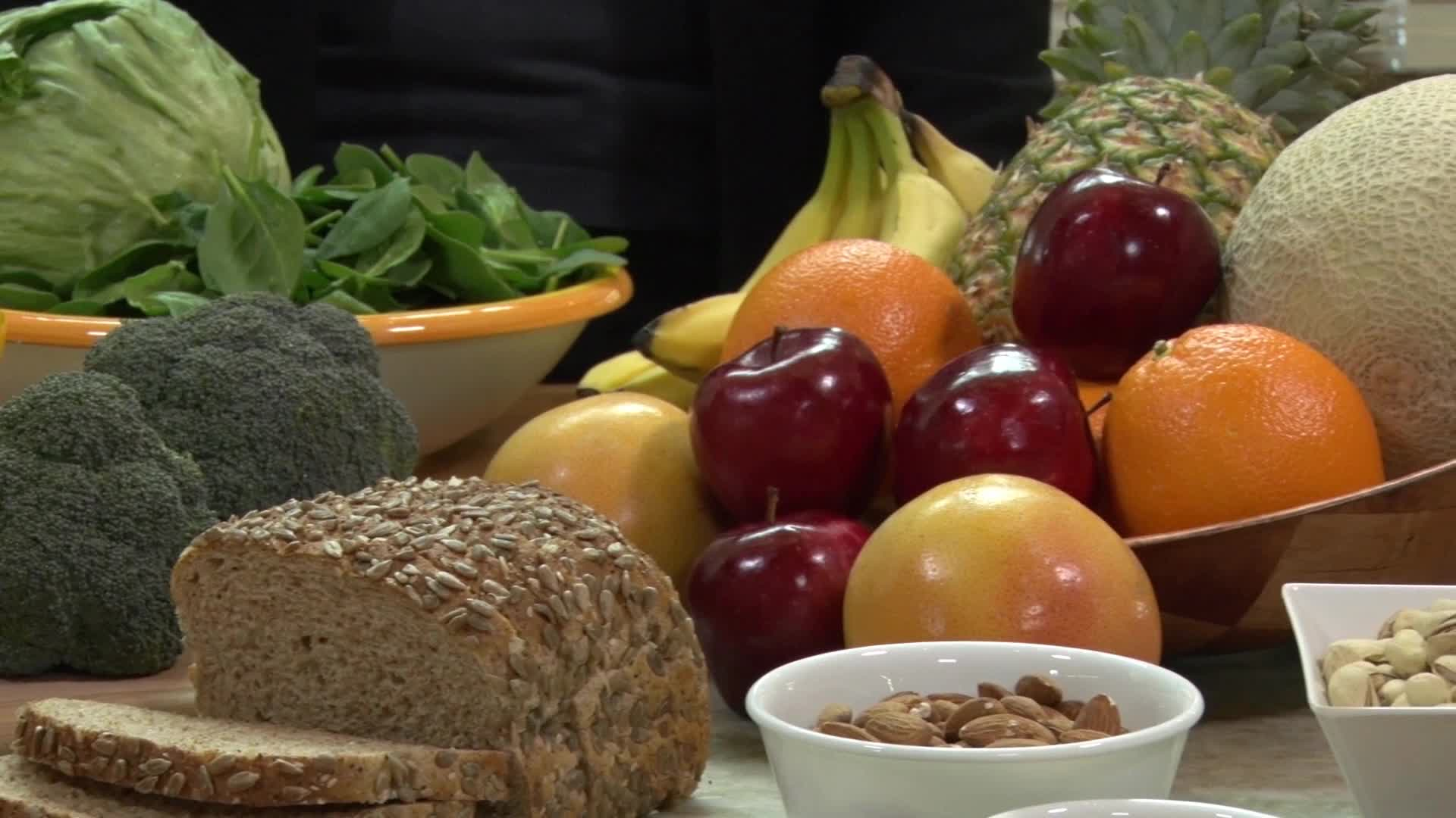 Nutritionist Gail Rampersaud provides simple tips to stay healthy during cold and flu season.