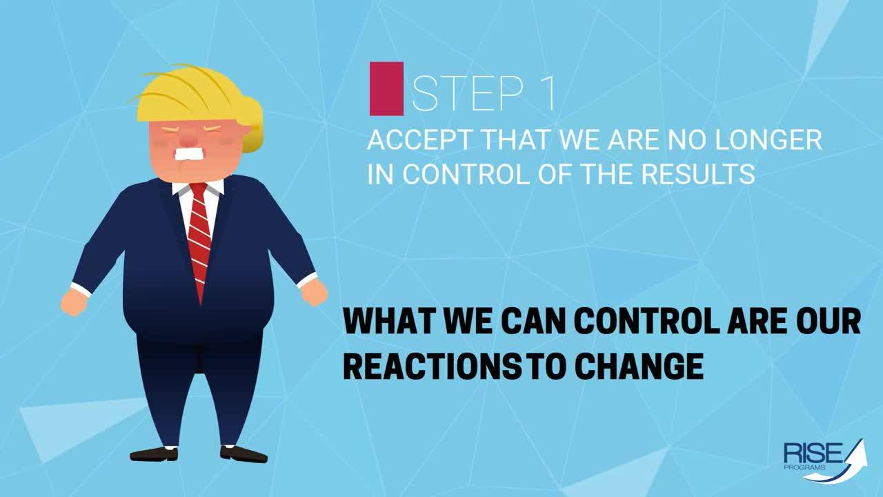 5 Steps to Survive Donald Trump
