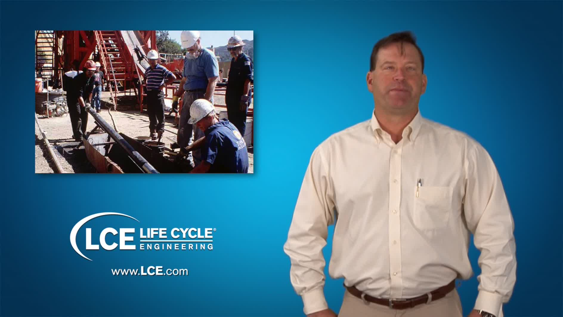 Mike Poland, Vice President of Asset Management Services at Life Cycle Engineering discusses a partnership with OSIsoft to develop real-time asset health monitoring in the oil and gas industry to reduce rig downtime and increase safety of employees and the environment.