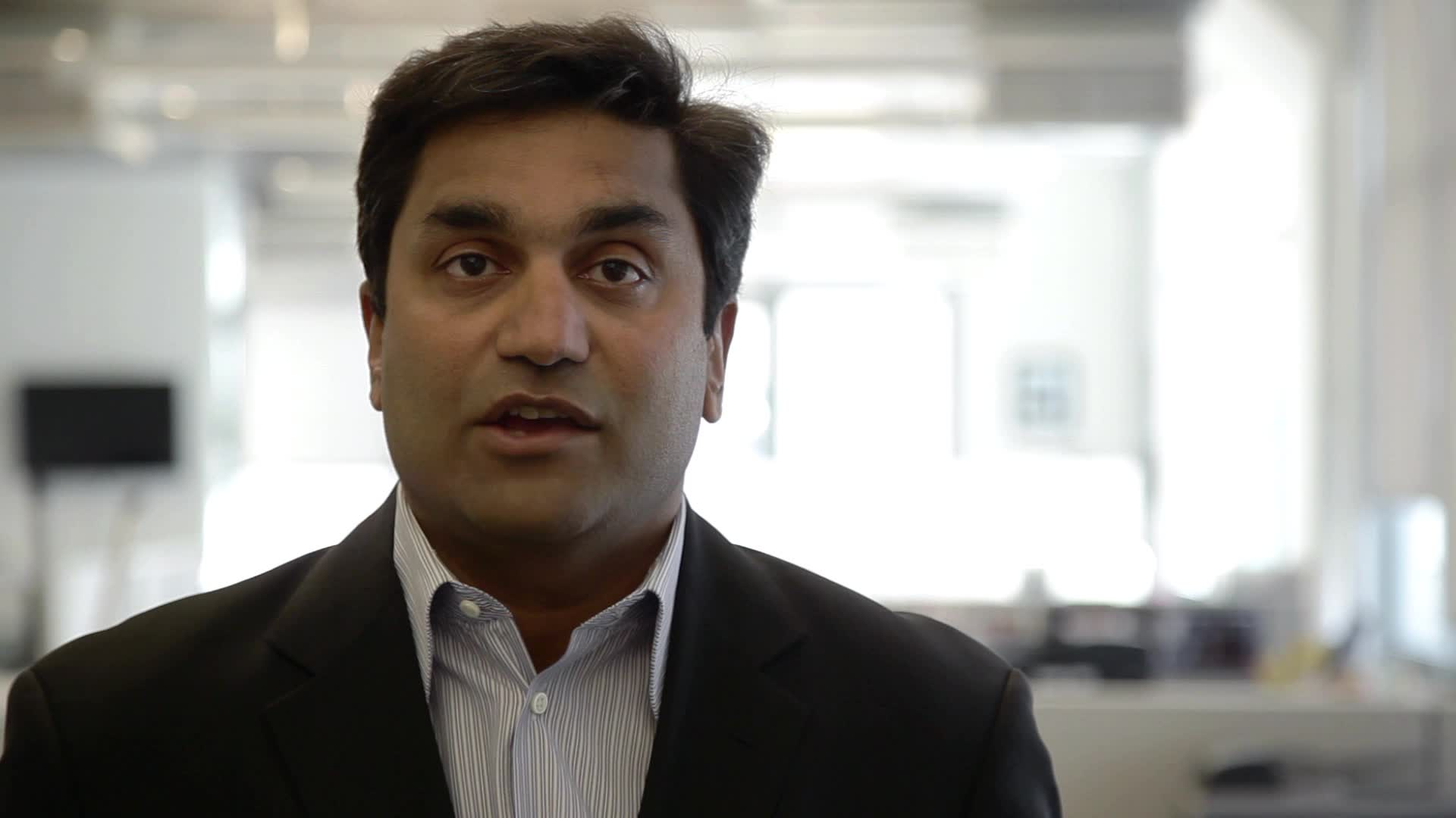PR Newswire CEO Ninan Chacko announces industry-leading policies for market-moving news distribution.