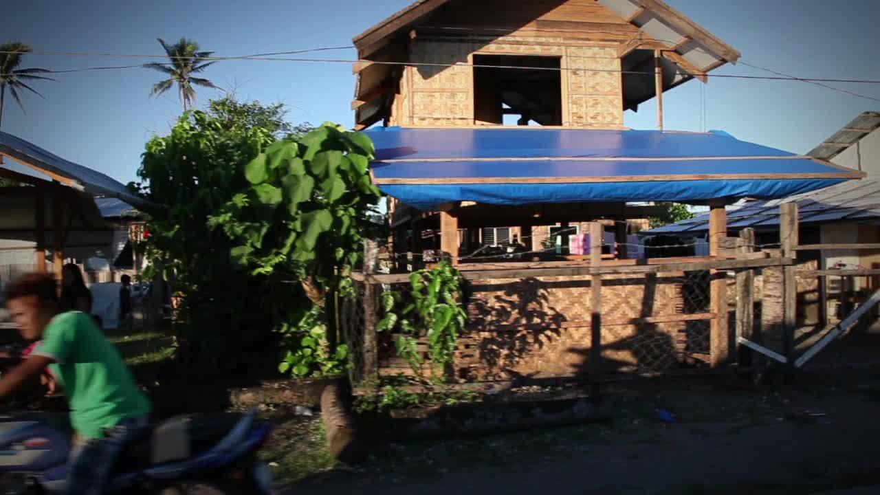 Philippines rebuilding 6 months after devastation of Typhoon Haiyan