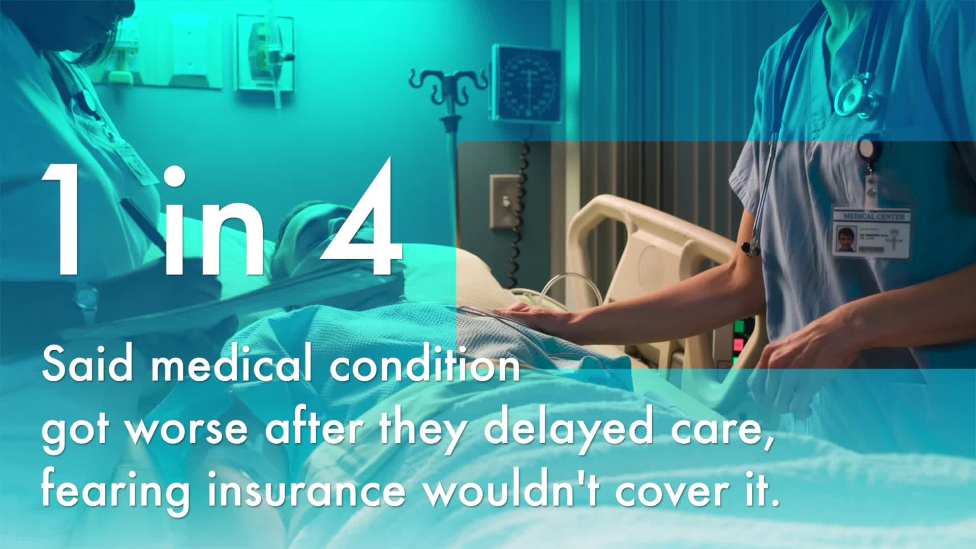 ACEP's president, Dr. Jay Kaplan says every American needs to carefully look at their health insurance policy to find out what it really covers in the event of a medical emergency.