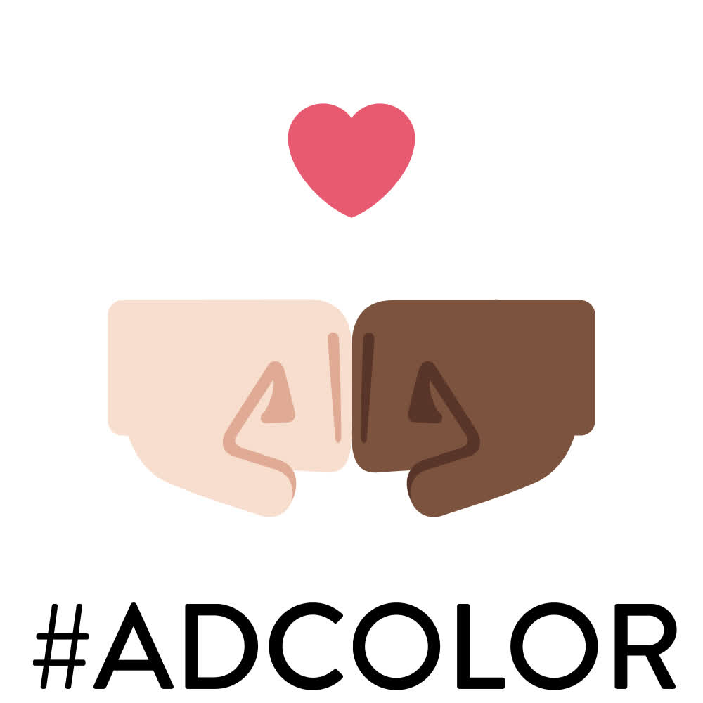 ADCOLOR's Customized Twitter Emoji