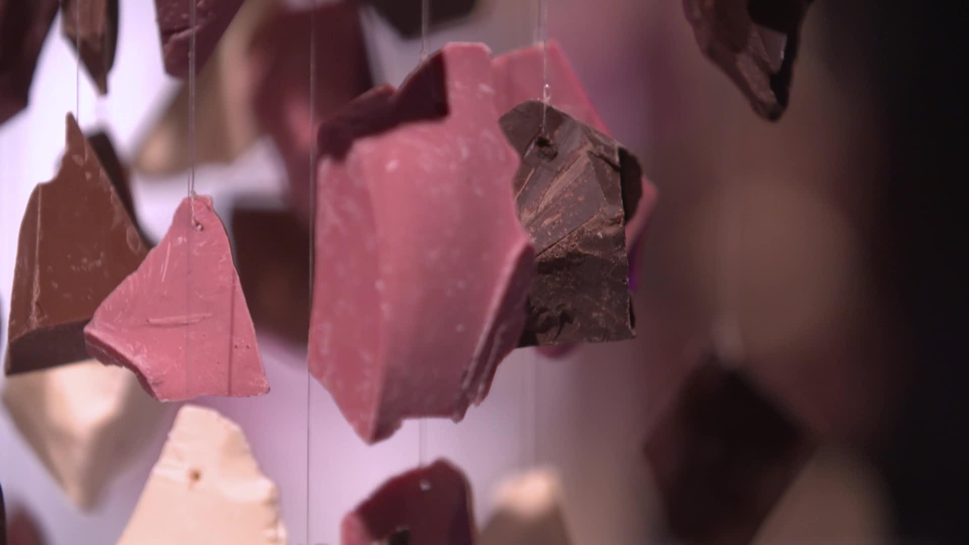 Barry Callebaut Presents Ruby Chocolate