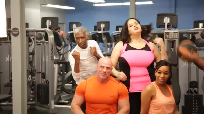 Blink Fitness to cast real gym members for 2017 ad campaign.