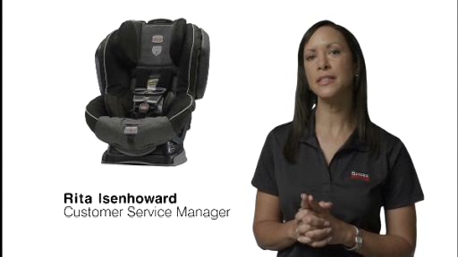All five BRITAX G3 convertible car seat models provide safety features that are visible and clearly labeled.