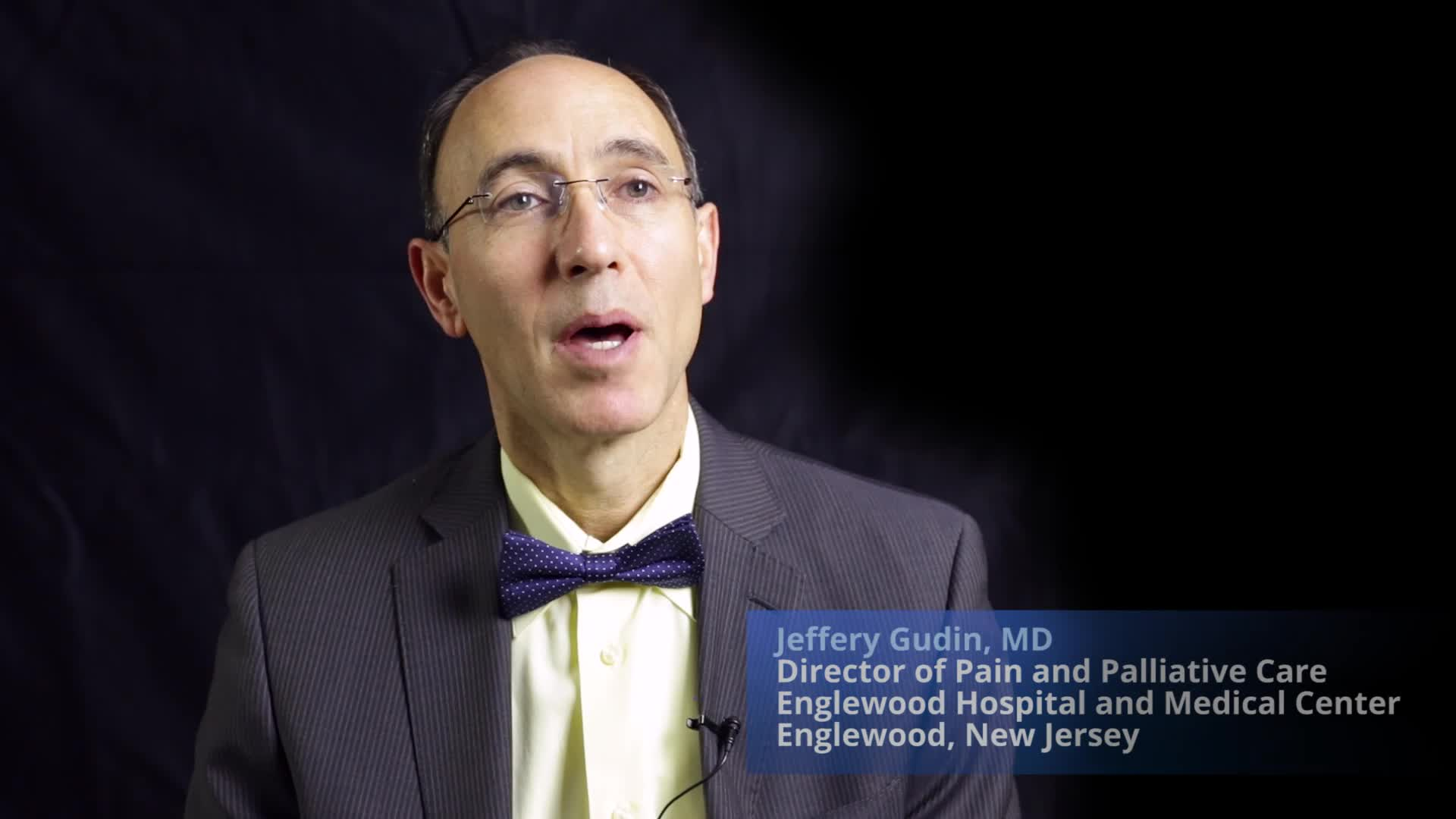 OPERA Study with Dr. Jeffrey Gudin