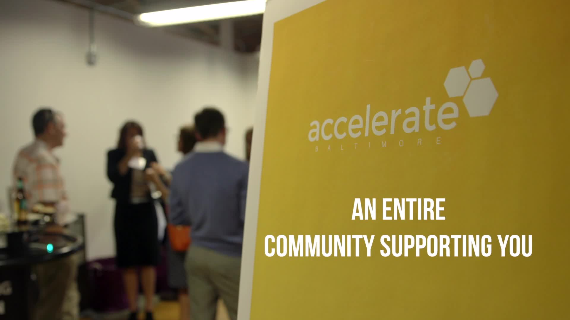 Accelerate Baltimore is a tech startup accelerator located in Baltimore MD. We're looking for our next cohort of 6 companies move their companies forward with up to $125,000 in seed funding and a 13 week program.