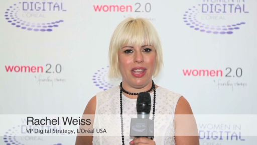 L'Oreal Women in Digital NEXT Generation Award