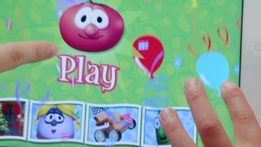 Fingerprint inspires a love of learning and passion for play with multiplayer fun and safe social features for kids.