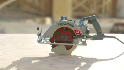 New MAG77LT Worm Drive SKILSAW