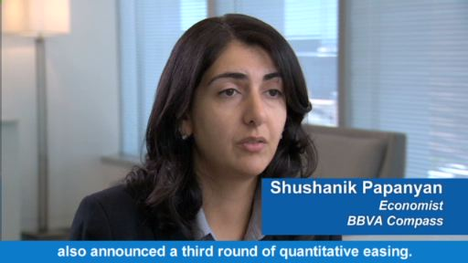BBVA Compass Economist Shushanik Papanyan provides her Federal Reserve policy outlook.