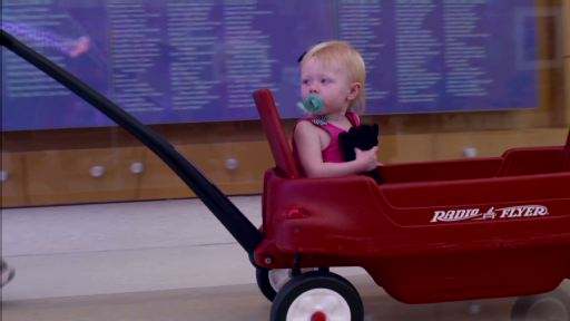 Step inside Children's Healthcare of Atlanta and see just a few of the brave, beautiful kids whose lives you'll touch when you share your message through the Share the Hope campaign.
