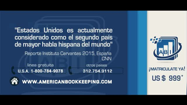 American Bookkeeping Institute, LLC. - Online Course
