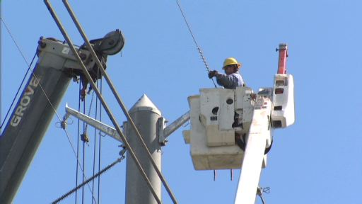 Last year, Florida Power & Light Company (FPL) removed and replaced 130 concrete poles in St. Lucie County, Fla. with 60 more storm-resilient poles. FPL donated the older poles, weighing about 2,000 tons or the equivalent of 1,250 mid-sized cars, to the county to create two artificial reefs off the coast.  Four deployments of 500 tons of poles were sunk off the coast of Fort Pierce, Fla. in December 2012 and January 2013. This is the largest and second donation FPL has made to the county's artificial reef program.