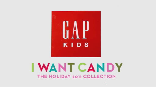 "GapKids ""I Want Candy"" Online Holiday Music Video Starring Viral Music Sensation Maria Aragon"