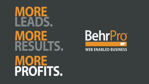 BehrPro(SM) Web Enabled Business (WEB) is a free service that allows pre-qualified professionals to create a customized website to more effectively market their business.