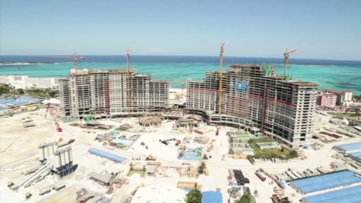 Video Highlights Reel: Baha Mar celebrates topping-off with unveiling of major partnerships, Foundation launch.