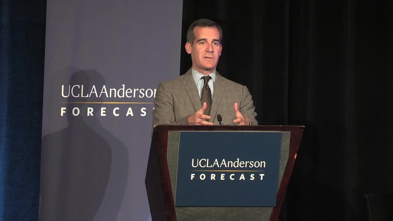 UCLA Anderson Forecast Event Tackles Job Creation, Education Challenges Impacting Los Angeles, California and Nation