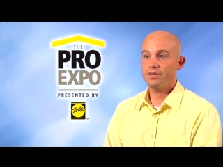 Pella's Trade Segment Manager Jarred Roy discusses THE PRO EXPO PRESENTED BY PELLA(SM) events taking place in 30 cities across the U.S. and Canada in 2011. Held for the design, building and remodeling industries, THE PRO EXPO offers individuals the chance to learn about the latest products and services, and obtain educational credits.