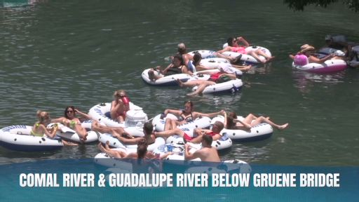 In New Braunfels, the Guadalupe and Comal rivers are flowing, tubers enjoy the beverage of their choice, and there's less litter and cleaner, safer rivers for a great summer vacation. New Braunfels is ranked as one of the state's favorite vacation destinations with more than a million people visiting the area to enjoy the Guadalupe River and Comal River every summer. The New Braunfels Convention & Visitors Bureau website provides information on all area attractions and services available for year-around vacation fun at www.nbjumpin.com. Find out all you need to know for a great time in New Braunfels at www.watertherules.com.