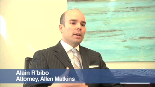 Allen Matkins Partners Michael J. Holmes and Alain M. R'bibo explain the actions required by California commercial landlords to comply with the SB 1186 disclosure requirements codified in Civil Code Section 1938, effective July 1, 2013.