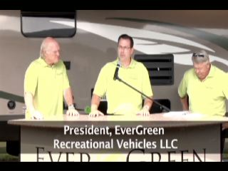 Terry Bradshaw Now Spokesperson for EverGreen Recreational Vehicles, LLC