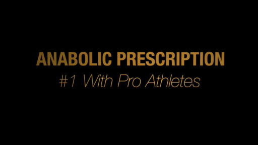 Professional athletes from all major sports worldwide are moving to the clean and effective nutritional supplement ANABOLIC PRESCRIPTION by RIVALUS.