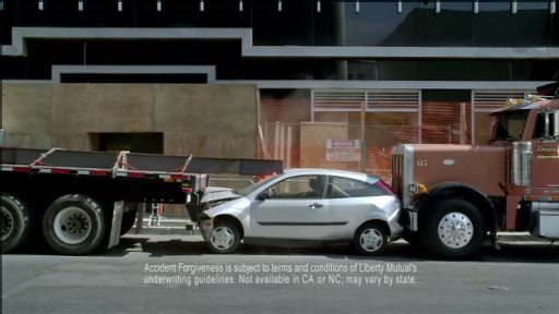 """Liberty Mutual Insurance debuts all-new advertising creative, introducing a new theme, """"Humans."""" """"Humans"""" includes the premiere of award-winning actor Paul Giamatti as celebrity voiceover talent. The 30-second spot highlights Liberty Mutual auto insurance features. The narration opens: """"Humans. Even when we cross our Ts and dot our Is, we still run into problems. Namely, other humans."""" Vehicles are damaged in many ways set against the musical backdrop of theme song from """"The Odd Couple."""""""