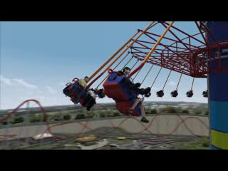 WindSeeker 2012 Animation