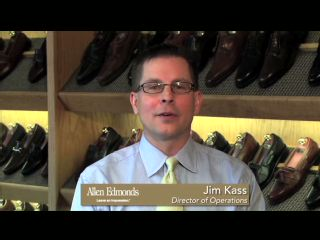 Allen Edmonds Recrafting® Process