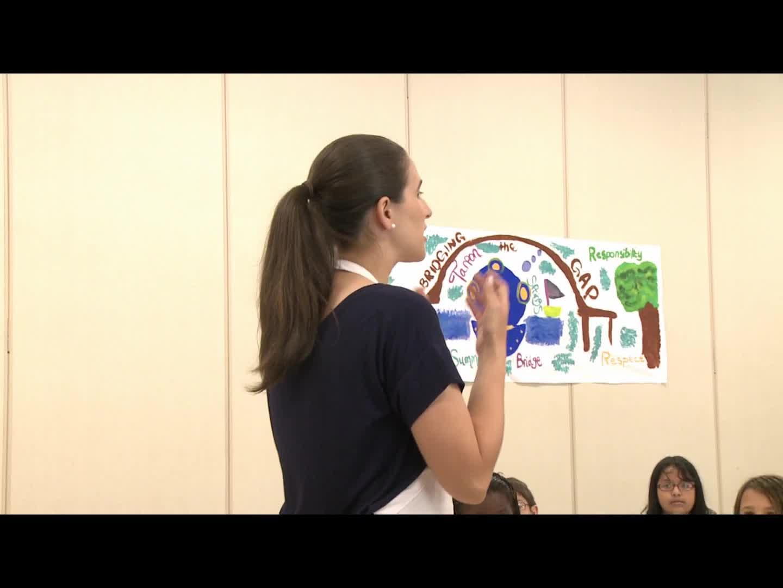 Footage of SNO taste test by Kid Kritics